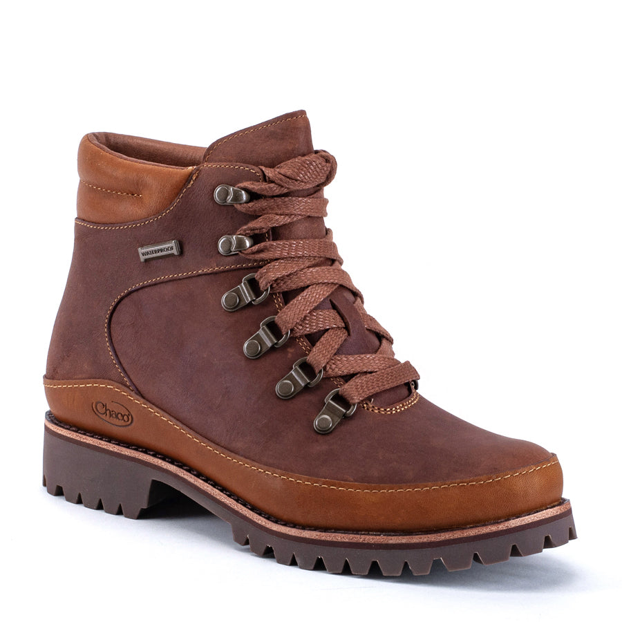 Women's Fields Waterproof Boots Toffee