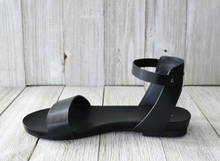 Load image into Gallery viewer, Taxi ROSE Sandal Black