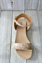 Load image into Gallery viewer, Taxi ROSE Sandal Snake
