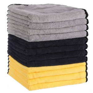 Micro Fiber Cloth 3 Pack