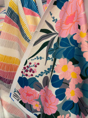 Fabric Swatches Spring 2022 Women's Wholesale Golf and Tennis Apparel