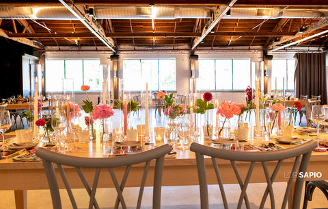 Walden Chicago Tablescape