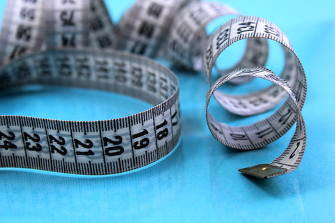 Wedding Gowns Made to Measure Clothing Tape Measure
