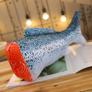 3D Simulated Fish (2 PCS)