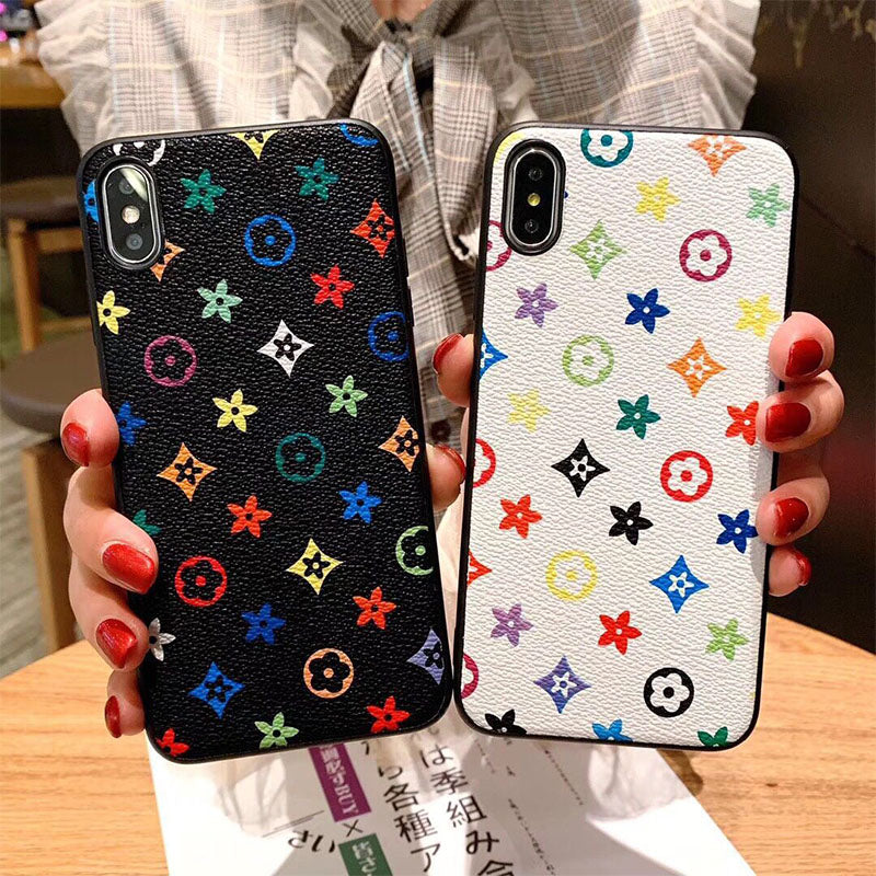 Classic Patterned Phone Case - suitable for all apple mobiles