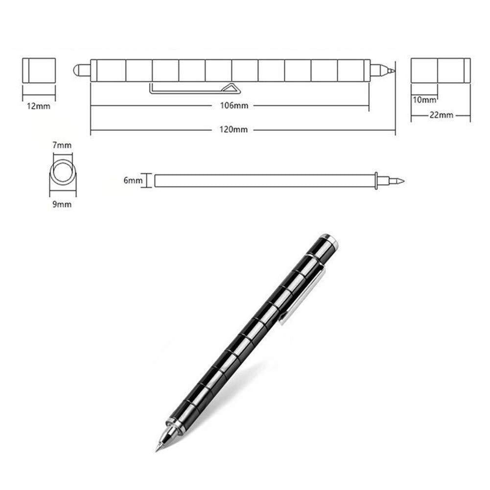 2019 New Magnetic metal variable-pen