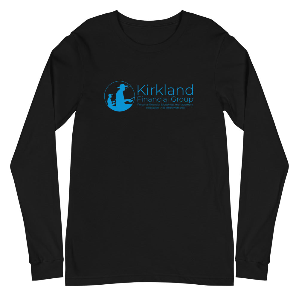 Kirkland Financial Group Long Sleeve T-shirt