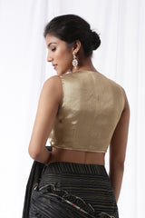 Tara Blouse - Copper Gold