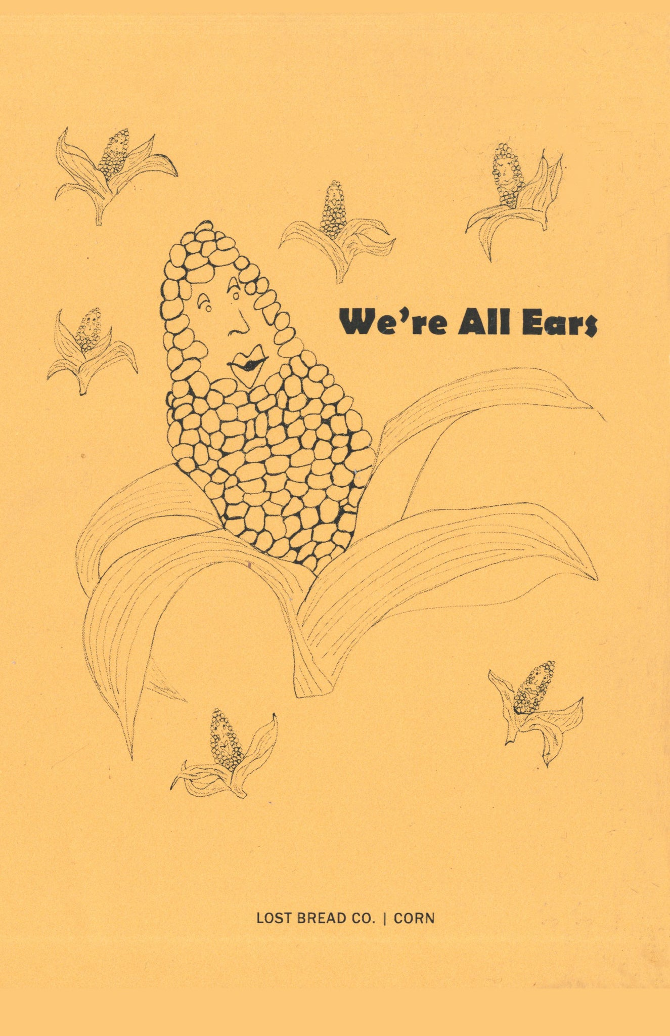 We're All Ears.