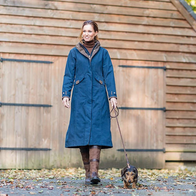 Baleno Kensington Women's Long Raincoat