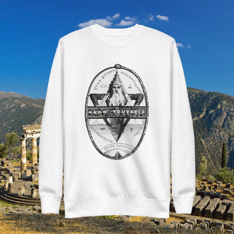 Know Yourself Sweatshirt
