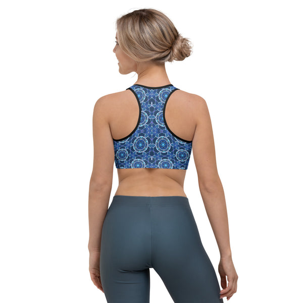 Seed Of Life Sports Bra