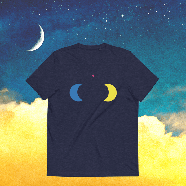Moon Boobs Shirt
