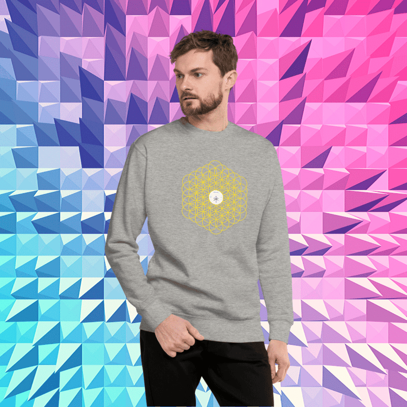 Flower of Life Sweatshirt