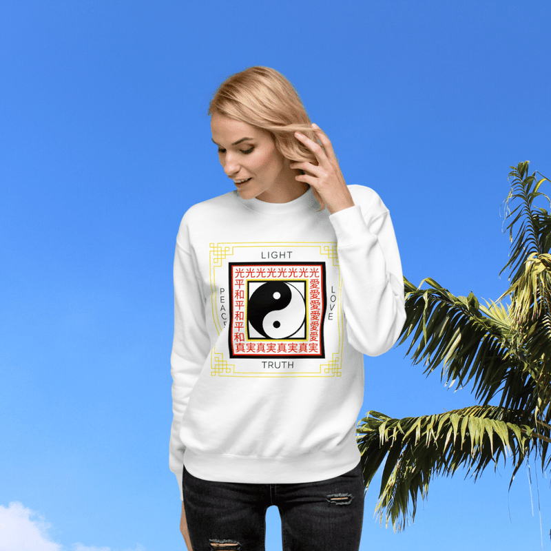 Light Love Truth Peace Sweatshirt
