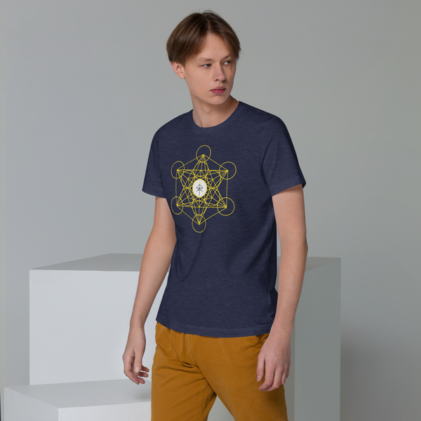 Metatron's Cube Shirt