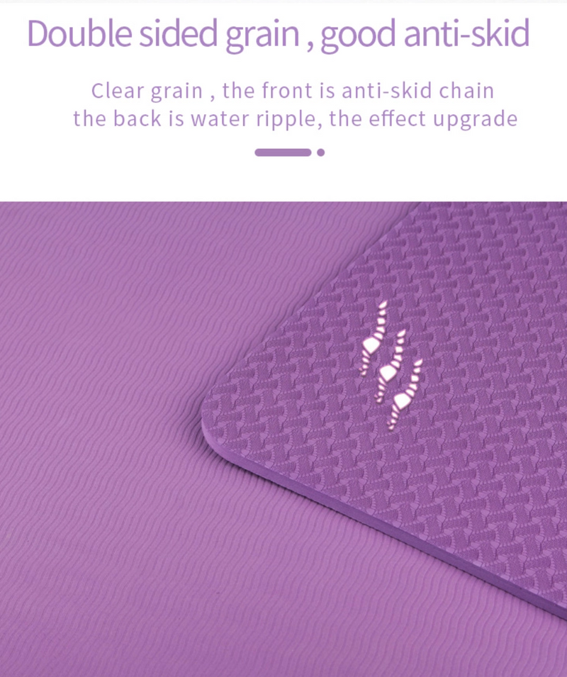 Bliss Anti-Slip Yoga Mat