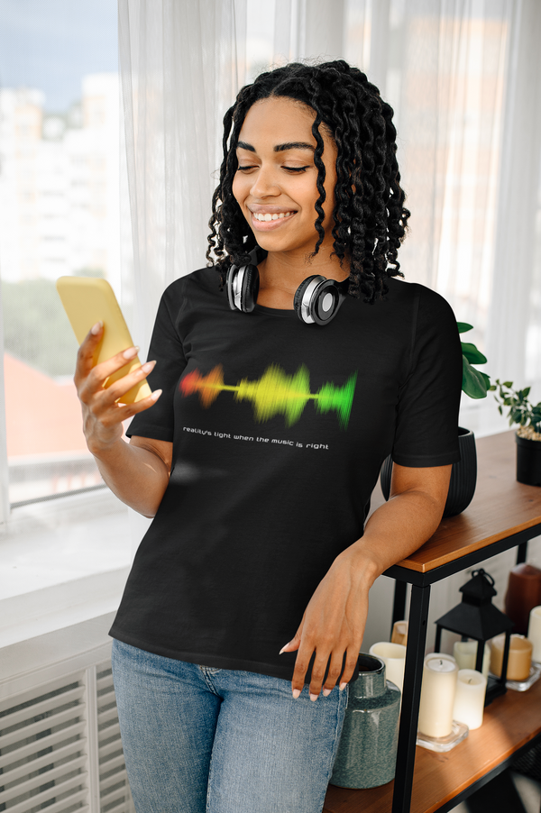 Reality's Tight When The Music Is Right Shirt