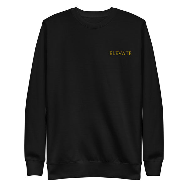 Elevate Minimal Sweatshirt