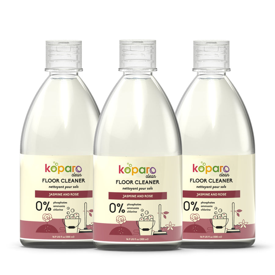 Natural Disinfectant Floor Cleaner - Buy 2 Get 1 Free