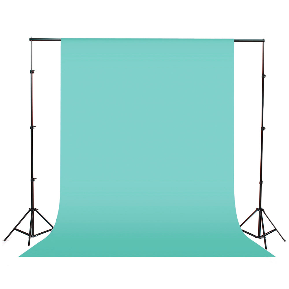 8x10FT 2.6x3M Foldable Portable Photography Backdrop Background Studio Prop Stand with Carry Bag
