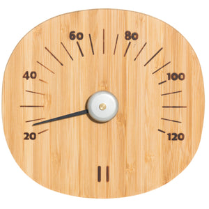 Bamboo Thermometer