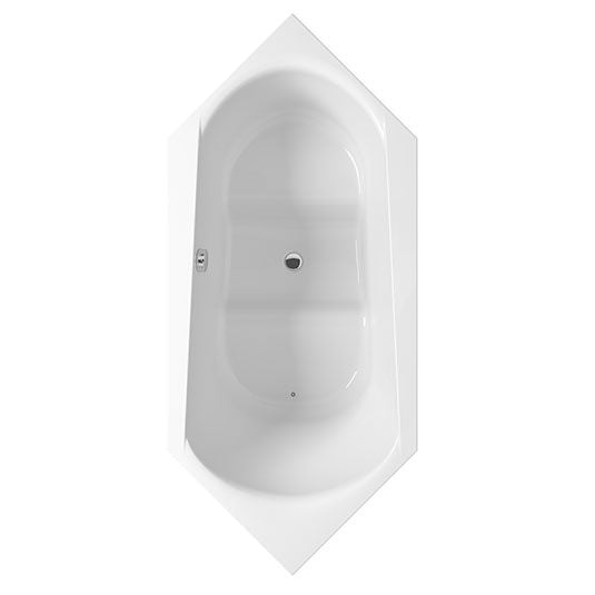 Bellona Ergonomic Bath and Whirlpool
