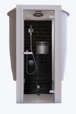 Zeta 630 Steam Shower Cabin