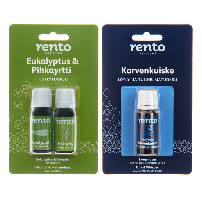 Concentrate Sauna Scent Bundle