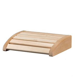 Wooden Sauna Headrest