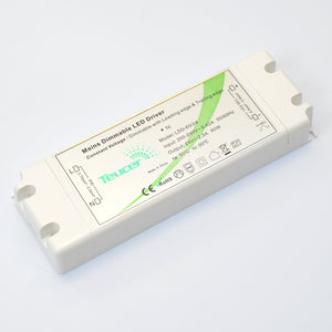 Dimmable Voltage LED Driver 24V, IP66