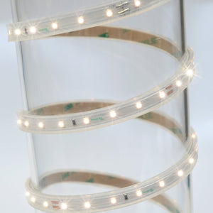 IP65 White LED Strips - 5 Metre Lengths