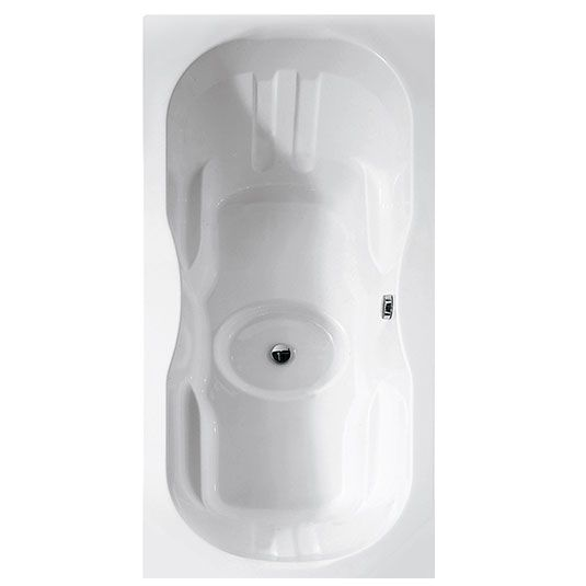 Ladiva Ergonomic Bath and Whirlpool