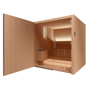 Libera Traditional Sauna Cabin UK For 2-6 Adults