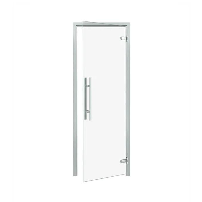 Steam Room Door - Premium Handle