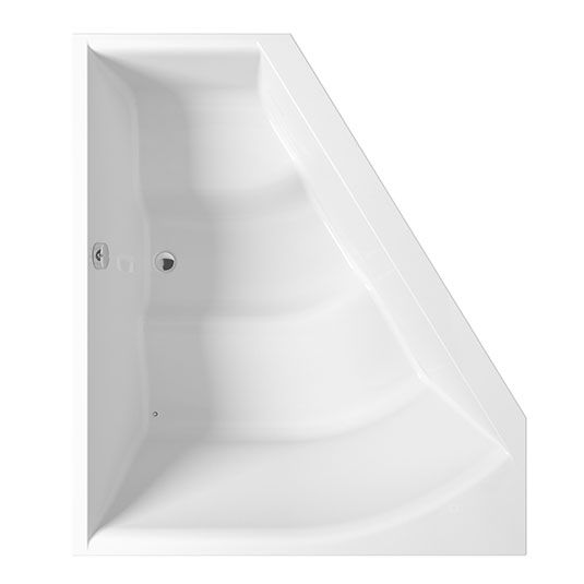 Vesta Ergonomic Bath and Whirlpool