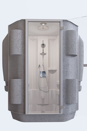 Colorado Twin Steam Shower Cabin