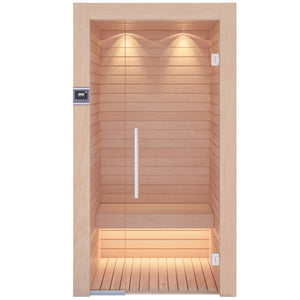 The Malmö Infrared Sauna Cabin UK For 1-2 Adults