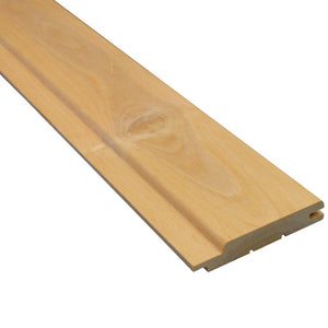 Alder STP Sauna Wood - 90 x 15mm (Pack of 6 lengths)