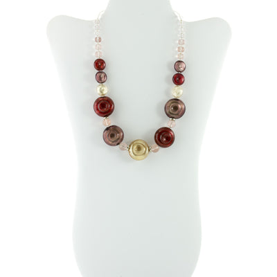 CAROLA - Murano Glass Jewelry Set - www.LaBellaDentro.com