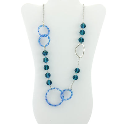 CONSTANCE - Murano Glass Jewelry Set - www.LaBellaDentro.com