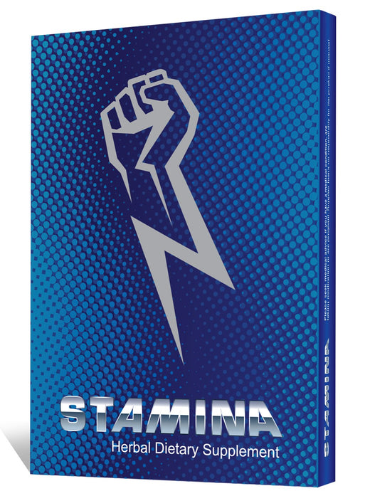 Stamina for Men - Single Packet of 10 Caps.