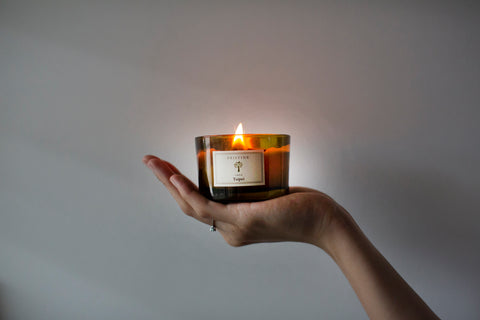 Pristine Scented Soy Wax Candle