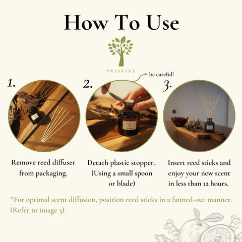 How To Use Reed Diffusers