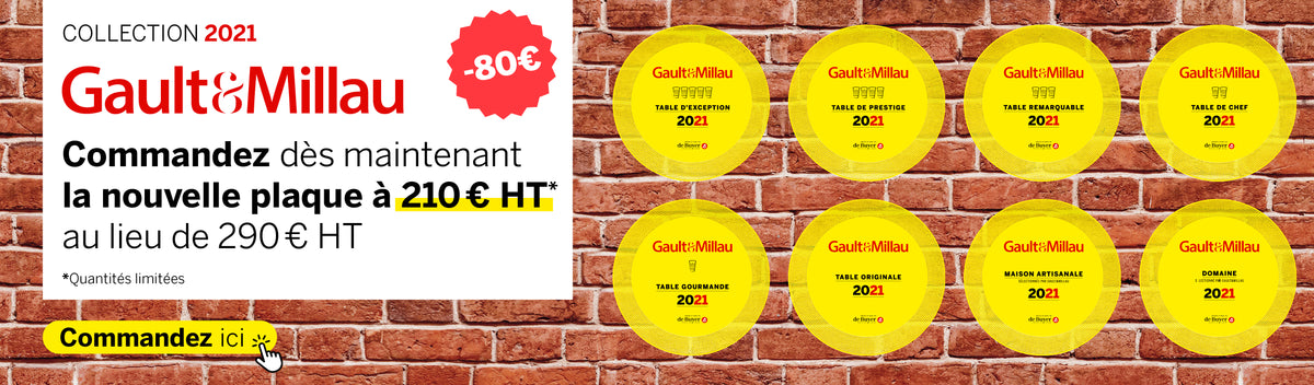 Boutique Gault&Millau