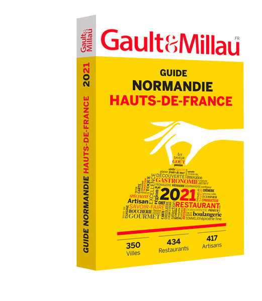 Guide Normandie Haut de France 2021