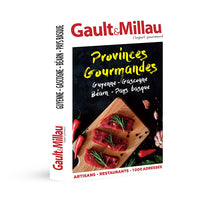 Provinces Gourmandes Guyenne-Gascogne-Béarn-Pays Basque 2019/2020