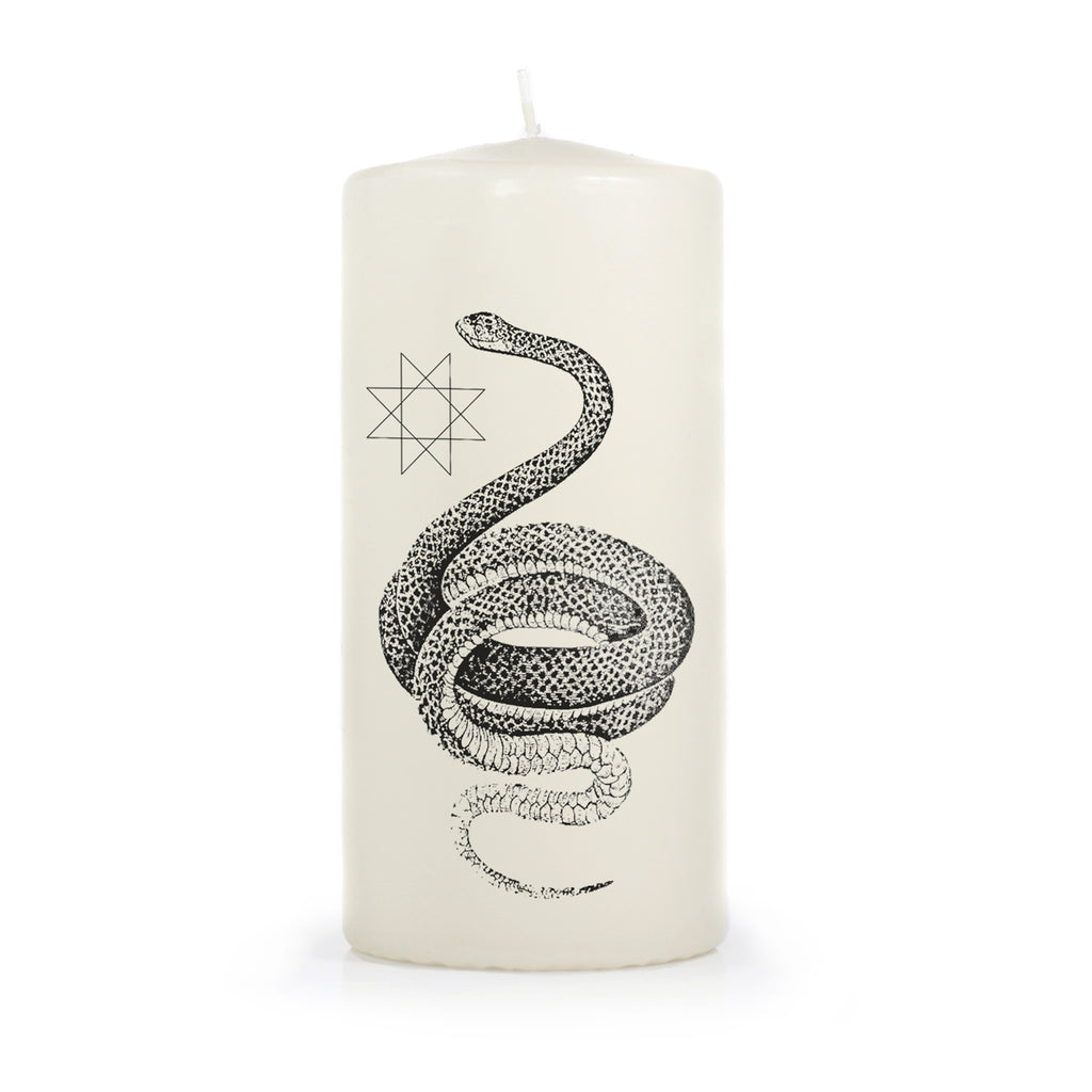 Creation Pillar Candle
