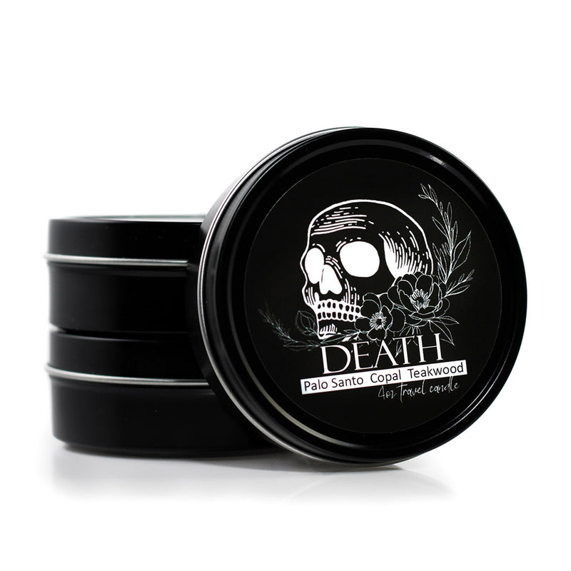 Death (Travel Candle)