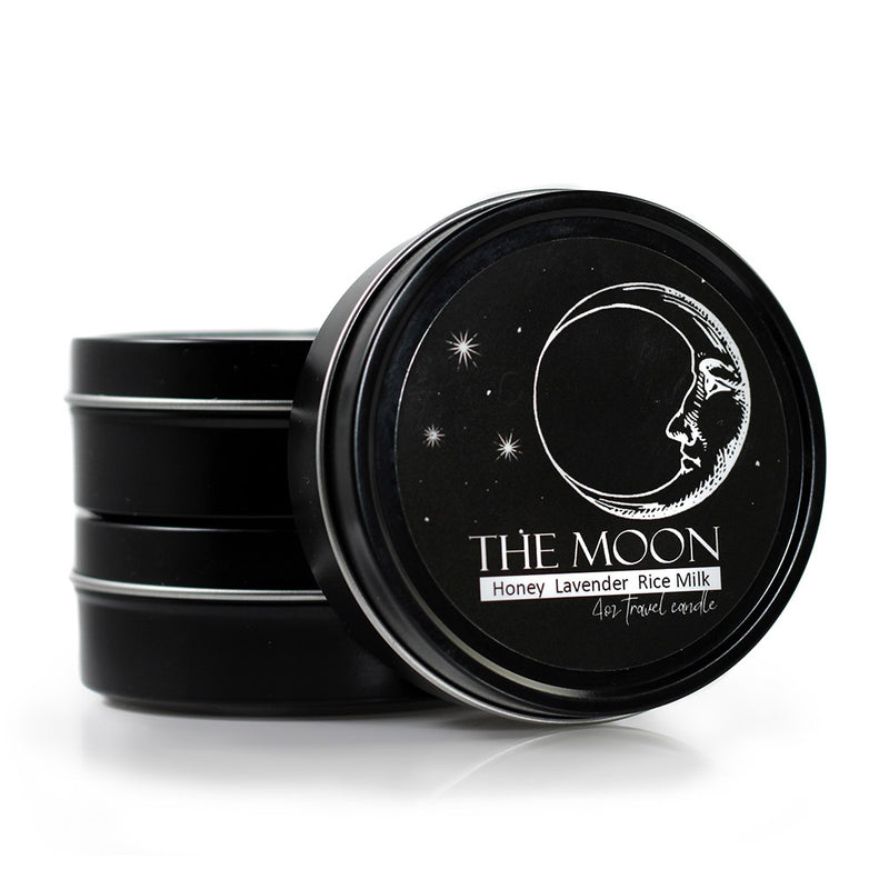 the Moon (Travel Candle)